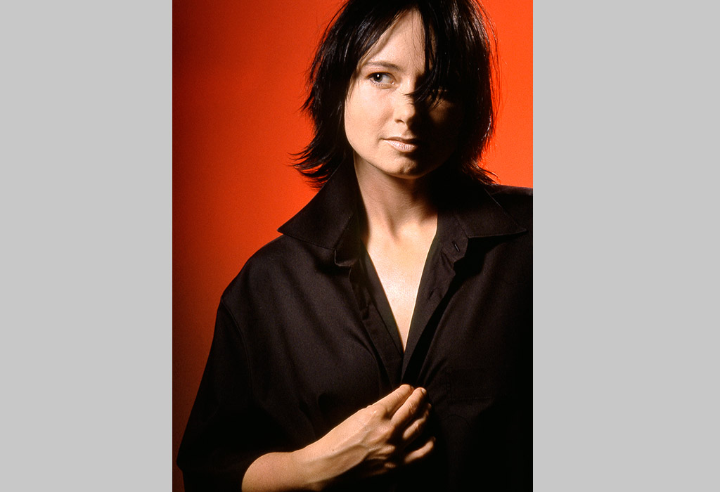 Ateliérová portrétní fotografie