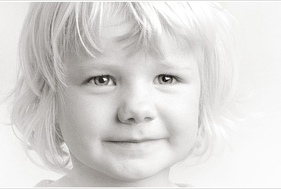 Fotografie dítěte