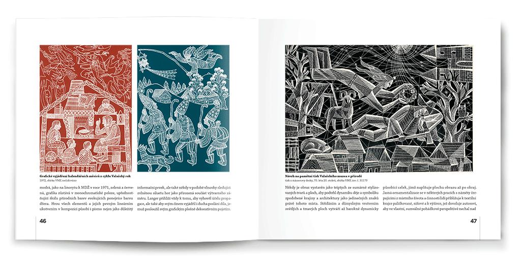 Typografie, sazba knih